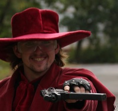 photo gallery Hellsing LARP 2009